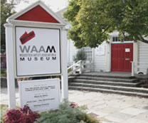 Woodstock Artists Association &amp; Museum