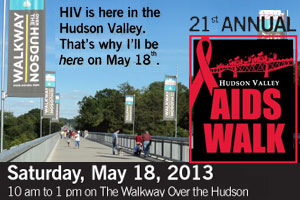 Hudson Valley AIDS Walk 2013
