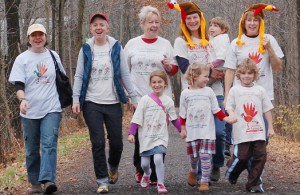 Volunteers needed for 8th Annual Family of New Paltz Turkey Trot 11/24/11