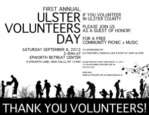 Ulster Volunteers Day Saturday September 8, 2012