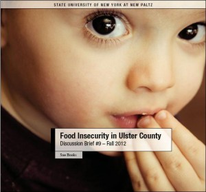 Food Insecurity in Ulster County
