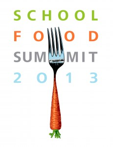 School Food Summit 2013