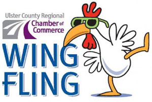 Ulster County Regional Chamber of Commerce Wing Fling - Sunday, June 2nd, 2013