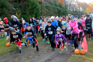 2015 Zombie Escape 5K start. photo: Anne Coleman