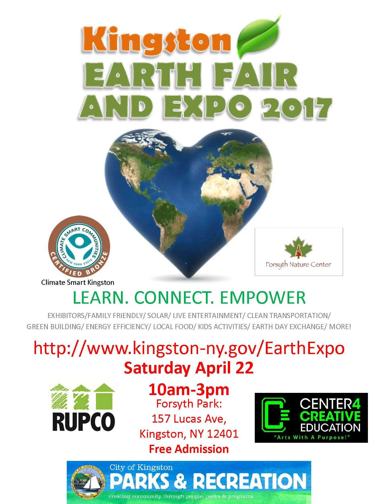Kingston Earth Fair and Expo
