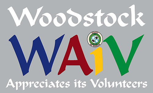 13th Annual Woodstock Volunteers Day