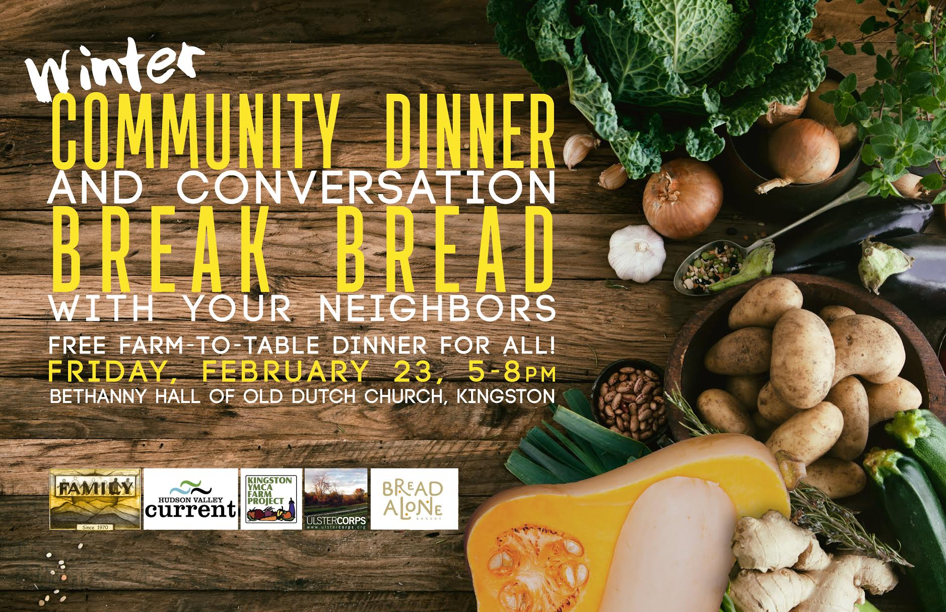 Kingston Community Dinner